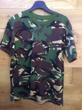 Children's Army Camouflage T-Shirt